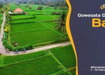 Gowesata Day 5, Pulau Bali #pariwisatabangkit