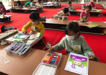 Easter Coloring Competition and Eggciting Hunt Golden Tulip Holland Resort Batu